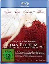 DAS PARFUM   BLU-RAY NEU  BEN WHISHAW/ALAN RICKMAN/DUSTIN HOFFMAN/+