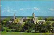 (zym) Atchison KS: Saint Benedict's Abbey and Church