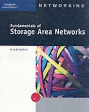 Fundamentals of Storage Area Networks by Ogletree, Terry