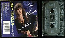 Joey Tafolla Infra-Blue USA Cassette Tape shred guitar