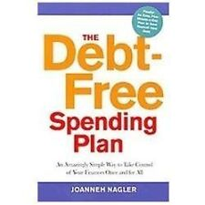 Paperback Debt Free Spending Plan Simple Way to Take Control of Your Finances