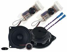"Fits BMW 3 series E93 4"" Custom Fit 2 Way Component Speakers Rainbow IL-C4.2E"