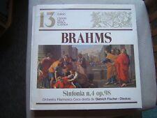 I TESORI DELLLA MUSICA=BRAHMS=SINFONIA N.4 OPERA 98