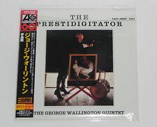 George Wallington / The Prestidigitator  JAPAN CD Mini-LP w/OBI WPCR-25118
