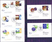 BRD 2006: Sporthilfe! FDC der Nr 2517-2521 mit Berliner Stempeln! Gelaufen! 1612