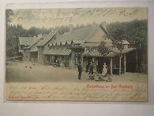 Molkenhaus bei Bad Harzburg - 1905 / AK