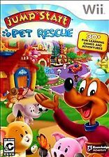 Jumpstart Pet Rescue - Nintendo Wii READ DETAILS SHIPS NEXT DAY COMPLETE/ MANUAL