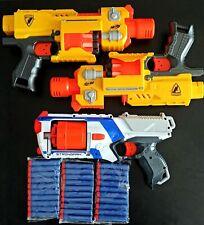 Nerf Guns, N-Strike, Elite + Pfeile