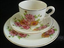 QUADRI TEASET CO. Ltd plex ST Aster/Daisy design? Coppa/piattino/Piastra Trio Set