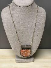 Barse Bronze Coral Necklace