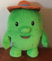 Disney Sheriff Callie's Wild Wild West 12 Inch Cactus Toby Soft / Plush Toy