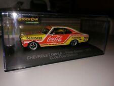 Chevrolet OPALA coca Cola 1:43 Muscle Car (aceptado PayPal)