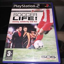 Soccer Life  Playstation 2 Ps2
