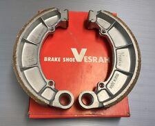Coppia ganasce post.- Couple Shoe Rear Brake  - VESRAH x Honda CB500