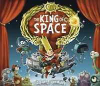 The King of Space by Jonny Duddle, NEW Book, FREE & Fast Delivery, (Paperback)