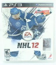 NHL 12 PS3 NEW