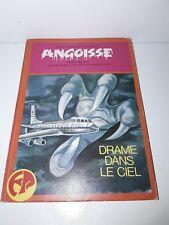 Bd Angoisse poche # 1 Drame dans le ciel 1974