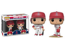 Funko Pop! Vinyl SHOHEI OHTANI 2-Pack Batting & Pitching MLB Angels (ROY Maybe?)