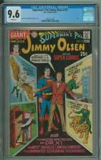SUPERMAN'S PAL JIMMY OLSEN #131 CGC 9.6 WHITE PAGES