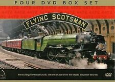 Flying Scotsman (NEW & SEALED 4 DVD SET)