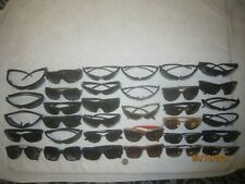 New listing Mix Lot of 34 Sunglasses Men Women Big Wide Sexy College Vintage Biker Hollywood