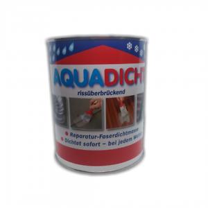 Aqua Dicht faserverstärkt dichtet sofort und überall- auch unter Wasser/1kg grau