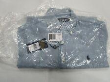 Ralph Lauren Blue Men's Size XS Button Down Classic Fit Shirt