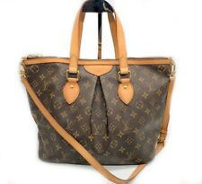Louis Vuitton Monogram Palermo PM shoulder handbag cross body bag