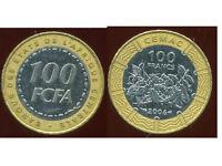 100 francs CFA  2006  (banque des etats d'afrique centrale )   ( bis )