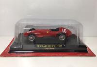 1/43 Hachette Ferrari 801 F1 1957 Luigi Musso Diecast Car Model #10