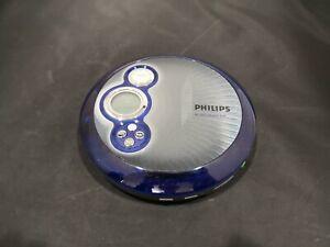 Philips AX2412/17 Portable Compact Disc CD Player 45 Seconds ESP Discman