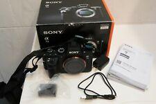 Sony Alpha A7 II 24.3MP Digital Camera - Black (Body Only) Just 189 Clicks