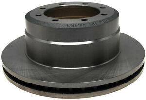 Rr Disc Brake Rotor  ACDelco Advantage  18A1822A