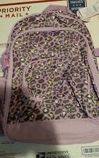 Gymboree girls bookbag backpack nwt