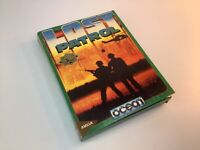 THE LOST PATROL ~ Commodore Amiga ~ BIG boxed ~Vintage PD diskette video game