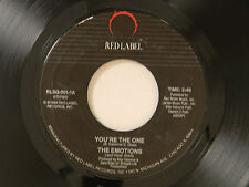 The Emotions 45 YOU'RE THE ONE / I CAN DO ANYTHING~Red Label M-