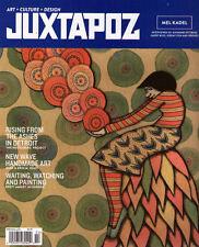 JUXTAPOZ Magazine #157 Febuary 2014 NEW