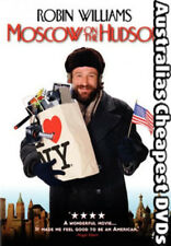 Moscow On The Hudson DVD NEW, FREE POSTAGE WITHIN AUSTRALIA REGION 4