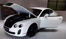 Modellini statici auto per Bentley Scala 1:24