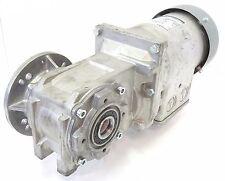 BAUER BK06 Getriebemotor Schneckengetriebe Motor 41U/min 0,25kW 3~ H3 BJ 2015