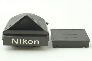 [ Exc+5 BLACK ] Nikon Eye Level Finder DE-1 For Nikon F2 From JAPAN