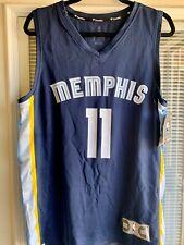 Mike Conley Memphis Grizzlies Fanatics Branded Fast Break Jersey Size Medium NWT