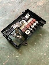 Vauxhall Astra J Fuse Box 1.7 GM 13368498 Ident UQ 2010-