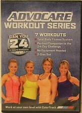 Advocare Workout Series Level 1 DVD no equipment needed exercise cardio sculpt