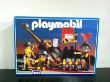 Playmobil Castello 3653 CAVALIERI con CATAPULTA MIB, 1993
