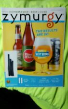 ZYMURGY MAGAZINE,  2016 VOL.39 NO.4 HOMEBREW AND BEER LOVER