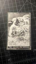 Rage Against the Machine Self Titled Original 1992 Cassette Tape ZT52959 Epic
