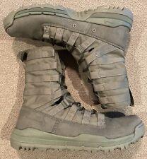 "Nike SFB Gen 2 Men's Size 12 Sage Green 8"" Military Combat Boots 922474-200"