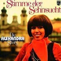 Alexandra Stimme der Sehnsucht-Die Story (18 tracks, 1967-70/92) [CD]