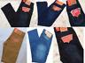 Levis 511 Mens Jeans Slim Fit Dark Blue Black Brown stretch denim 30 32 34 36